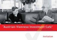 """Austrian-Viennese Investment Café"" - Addemar"