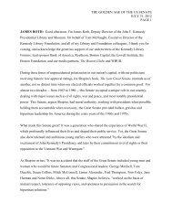 THE GOLDEN AGE OF THE US SENATE JULY 31, 2012 PAGE 1 ...