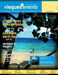 celebremos el día del planeta! celebrate earth day ... - Vieques Events