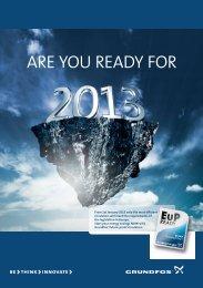 EuP brochure - Grundfos
