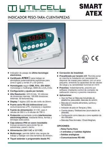 ficha producto - UTILCELL