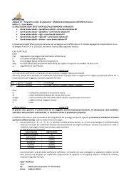 Parametri e criteri di valutazione - Milano Ristorazione