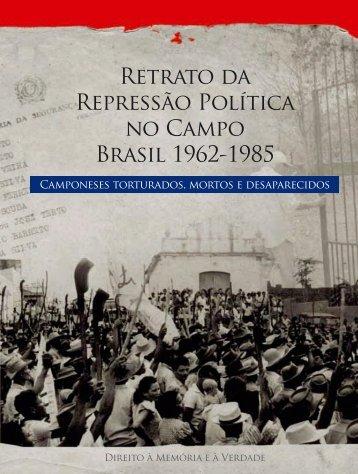 Retrato da Repressão Política no Campo Brasil 1962-1985 - DHnet