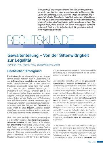 3_2 Von der Sittenwidrigkeit zur - hau-werner.de