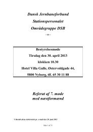 Referat 7. møde - spdsb.org