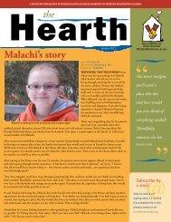 the MalachiLs story - Ronald McDonald House Charities of Western ...