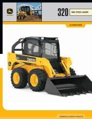 320 SKID STEER LOADER - Cesco Used Equipment