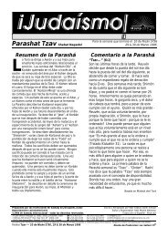 Parashat Tzav Shabat Hagadol