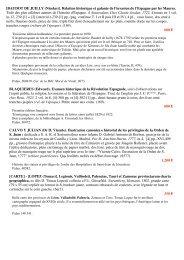 Télécharger le pdf du catalogue - Librairie historique Clavreuil