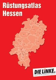 Rüstungsatlas Hessen