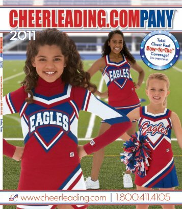 Cheerleading Company 2011 Catalog