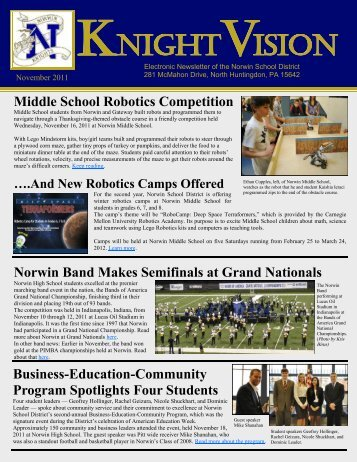 ision night - Norwin School District