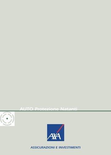AUTO Protezione Natanti - AXA Assicurazioni