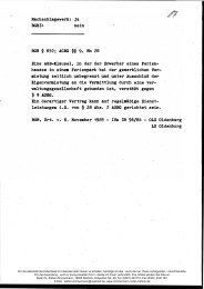 §§ 9, Bh 28 - Dr. Stefan Zimmermann