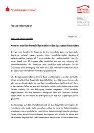 Presse-Information - und Stadtsparkasse Erding - Dorfen