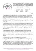 International Institute for Religious Freedom Internationales Institut ... - Page 2