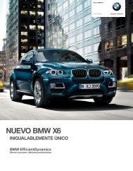 NUEVO BMW X Ideas para una trayectoria perfecta