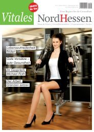 gesundes - Vitales Nordhessen