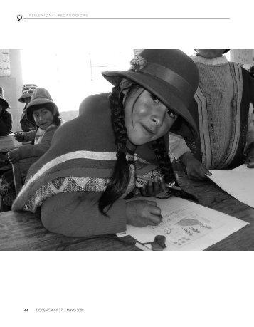 Educar en la diversidad cultural - Revista Docencia