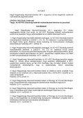 jegyzőkönyv kivonat (rendkívüli) - Algyő - Page 5