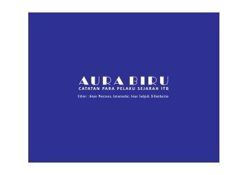 Download Buku Aura Biru bagian ke-1 - ITB
