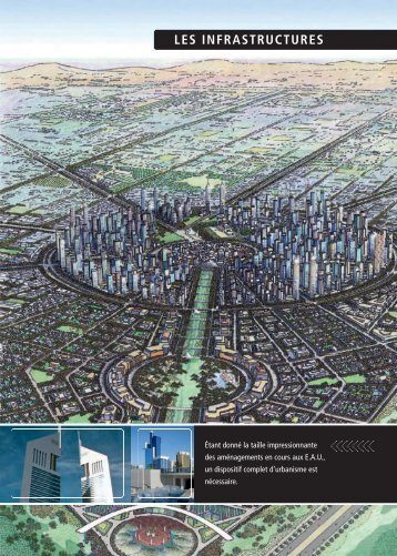LES INFRASTRUCTURES - UAE Interact