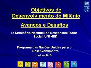 Apresentação do PowerPoint - Unimed do Brasil