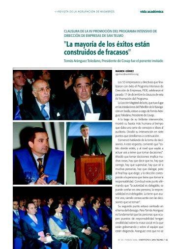 maqueta nº20.p65 - Instituto Internacional San Telmo