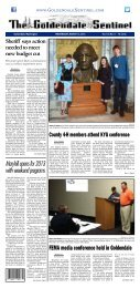 March 13, 2013 - Goldendale Sentinel