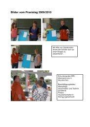 Praxistag 2009/10 - Hermann-gmeiner-schule-daaden.de