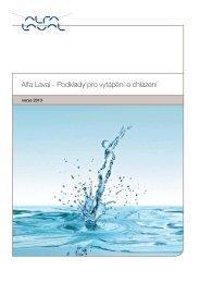 Alfa Laval - podklady pro vytápění a chlazení