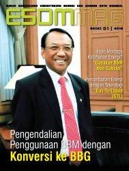ESDM Edisi 1