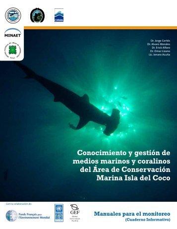 Conocimiento y gestión de medios marinos y coralinos del Área de ...