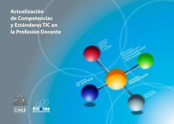 Actualización de Competencias y Estándares TIC en la ... - E-Historia
