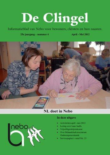 April - Mei 2012 - Bronovo Ziekenhuis