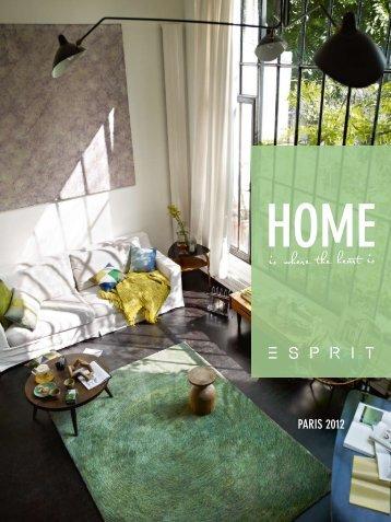 PARIS 2012 - Esprit home