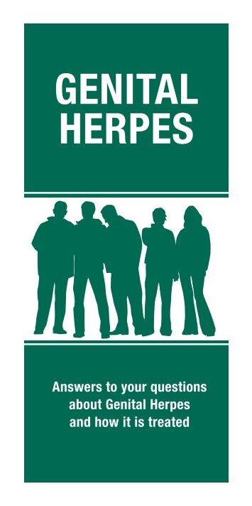 Genital Herpes - Health Education Resource Exchange