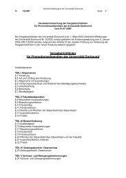 Vergaberichtlinien für Promotionsstipendien der Universität ... - Iaawiki
