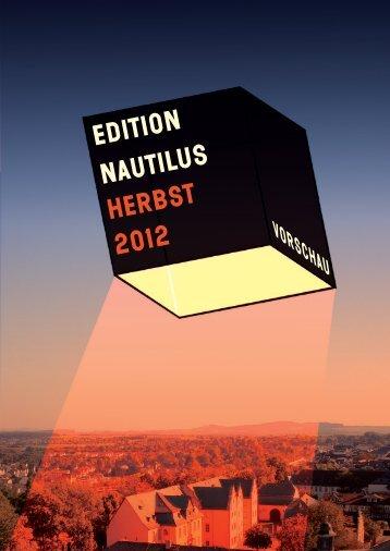 Vorschau Herbst 07 24 VS - Edition Nautilus
