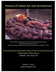 History of Indian Art and Architecture - Rolf Gross