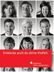 Ausbildung 2013 - Sparkasse Salem-Heiligenberg