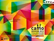CAMO session 2012 - Cité de l'architecture & du patrimoine
