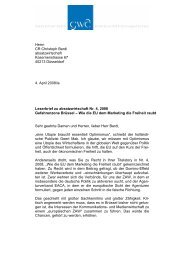 absatzwirtschaft Nr. 4, April - Henning von Vieregge