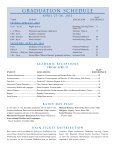 GRADUATION INFORMATION - Pepperdine University - Page 3