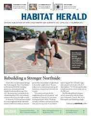 Summer 2012 - Twin Cities Habitat for Humanity