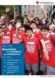 QLD - Australian Red Cross