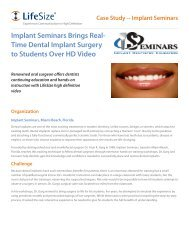 Implant Seminars Brings Real- Time Dental Implant Surgery to ...