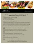 LIFESTYLE LUNCHEON BUFFETS - Page 6