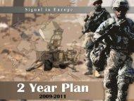 Strategic Goal 2 - 5th Signal Command  - U.S. Army