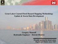 USACE Presentation from NYSFSMA 2011 - Great Lakes Coastal ...